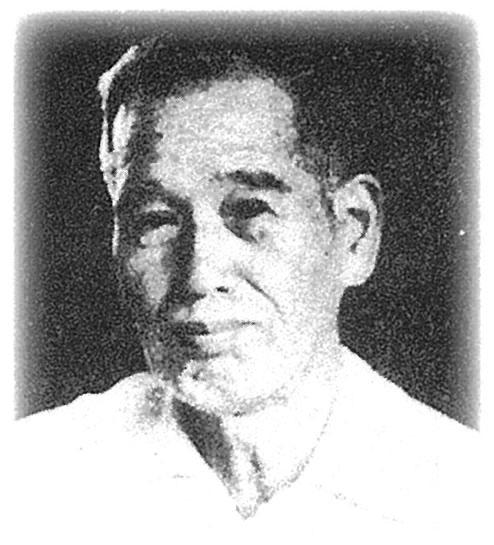 松井 繁太郎(昭和11〜12年会長)